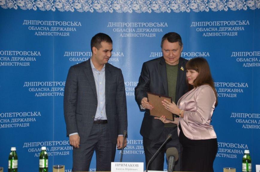 В Днепре наградили лучших молодых ученых области (ФОТО), фото-4