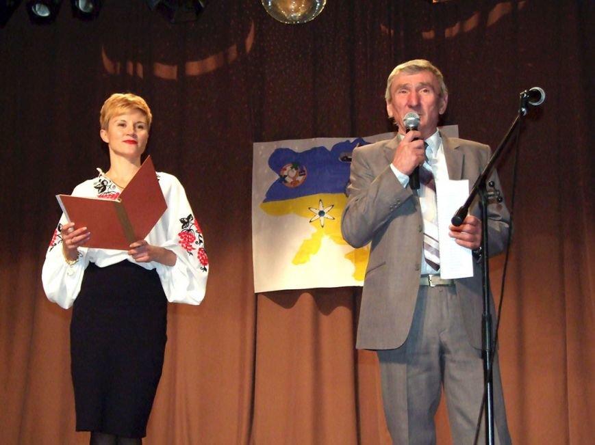 В Краматорске студенты ДГМА организовали рифмованный спектакль, фото-3
