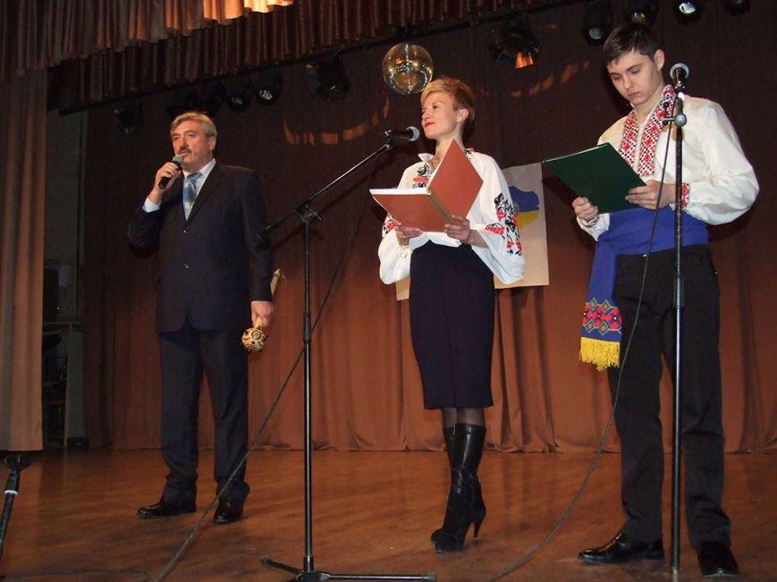 В Краматорске студенты ДГМА организовали рифмованный спектакль, фото-1