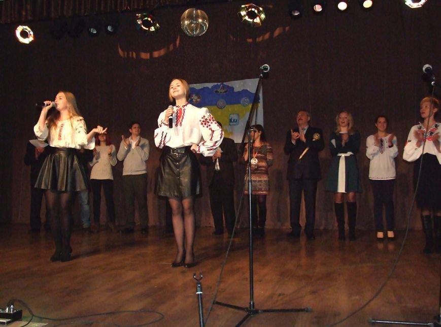В Краматорске студенты ДГМА организовали рифмованный спектакль, фото-2