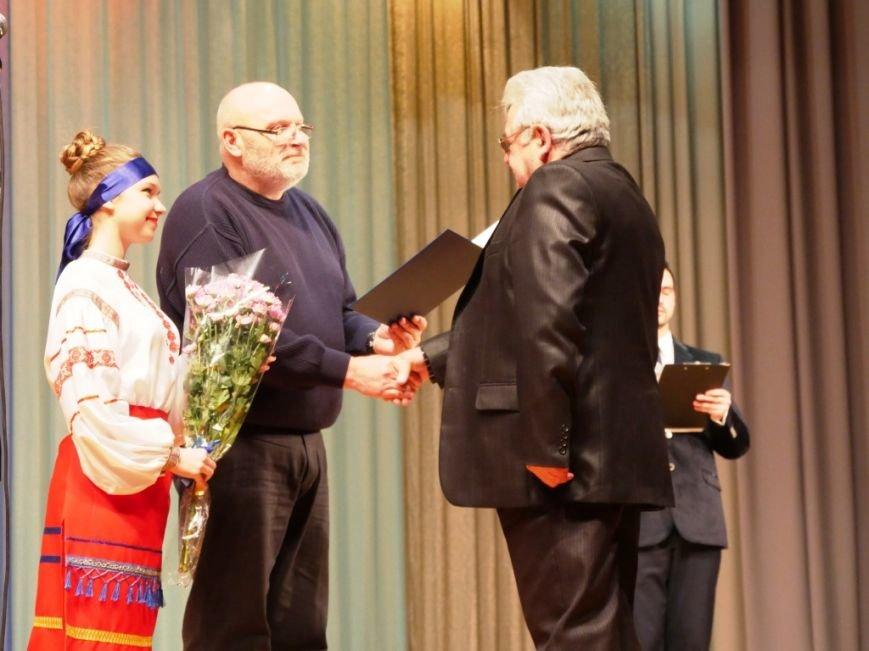 В Краматорске наградили бахмутских чернобыльцев, фото-5