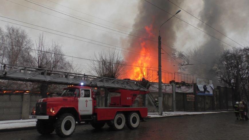 На ліквідацію пожежі використали 120 тон води (ФОТО, ВІДЕО), фото-1