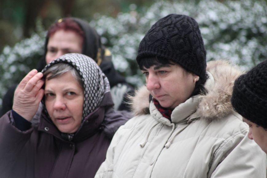 В Ужгороді попрощалися із військовослужбовцем АТО Михайлом Дзаком: фоторепортаж, фото-19