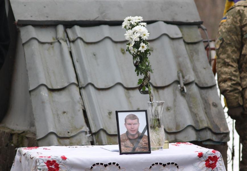 В Ужгороді попрощалися із військовослужбовцем АТО Михайлом Дзаком: фоторепортаж, фото-10