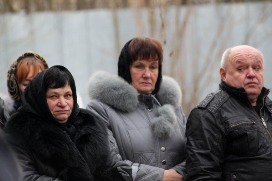 В Ужгороді попрощалися із військовослужбовцем АТО Михайлом Дзаком: фоторепортаж, фото-2