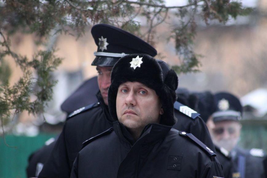 В Ужгороді попрощалися із військовослужбовцем АТО Михайлом Дзаком: фоторепортаж, фото-18