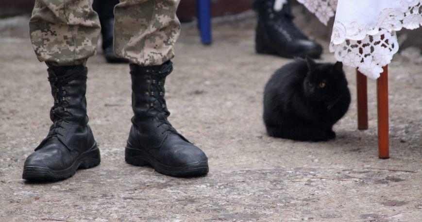 В Ужгороді попрощалися із військовослужбовцем АТО Михайлом Дзаком: фоторепортаж, фото-11