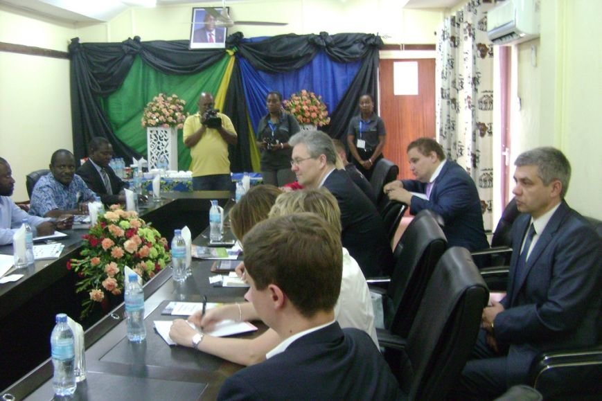 В Краматорске ЭМСС приняла участие в торговой миссии в Африку, фото-2