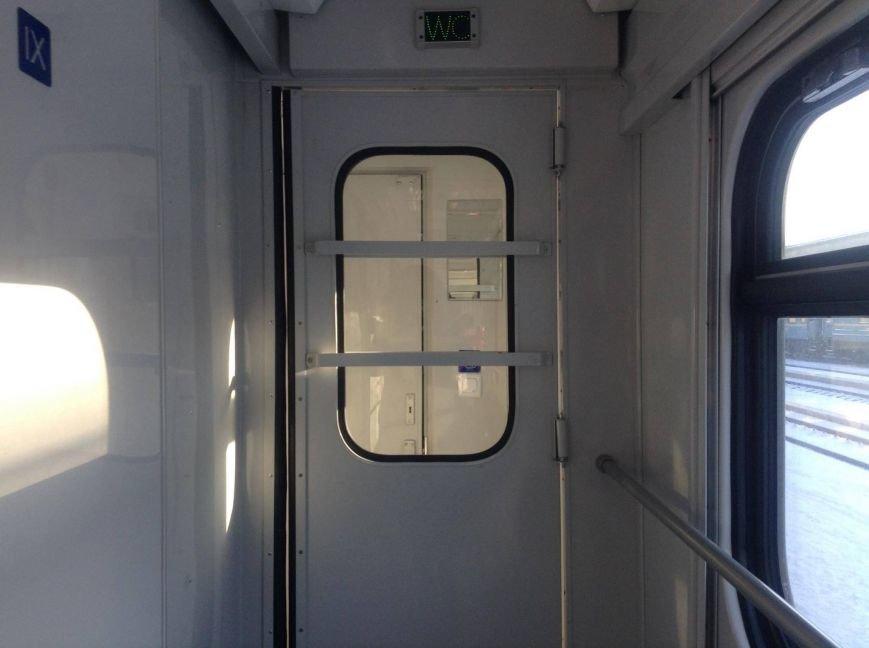 В Мариуполе встретили пассажиров  уникального поезда, объединяющего Украину (ФОТО, ВИДЕО), фото-9