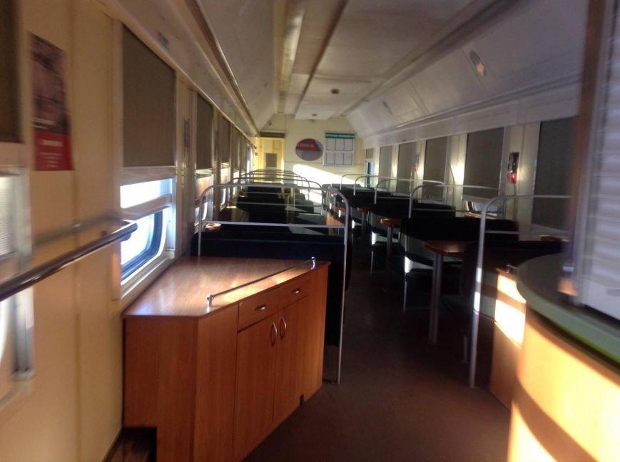 В Мариуполе встретили пассажиров  уникального поезда, объединяющего Украину (ФОТО, ВИДЕО), фото-8