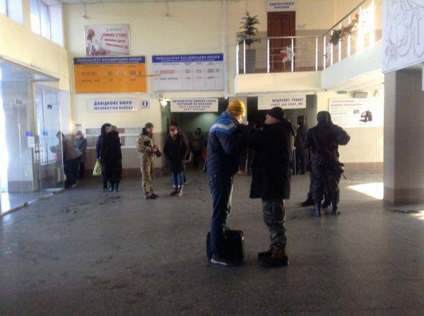 В Мариуполе встретили пассажиров  уникального поезда, объединяющего Украину (ФОТО, ВИДЕО), фото-6
