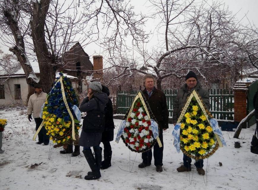 Криворожане простились с Андреем Кравченко, погибшим в АТО более 2 лет назад (ФОТО), фото-2