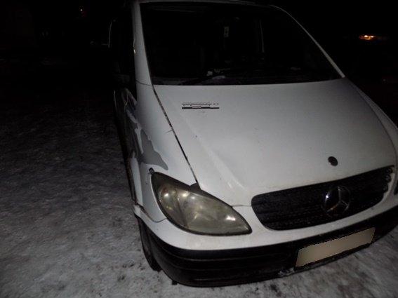 На Закарпатті - смертельна ДТП: водій скоїв наїзд на жінку: фото, фото-1