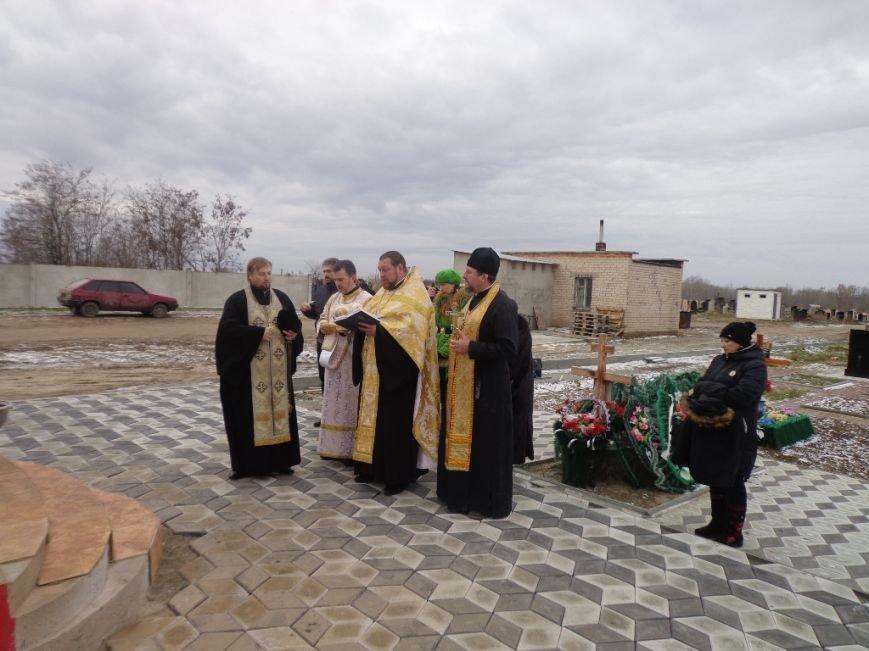 """Освящен храм на кладбище """"Новое-2"""" (фото), фото-3"""