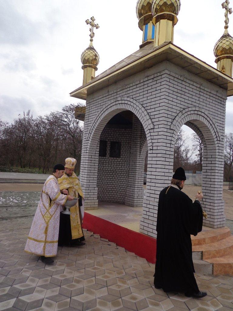 """Освящен храм на кладбище """"Новое-2"""" (фото), фото-2"""