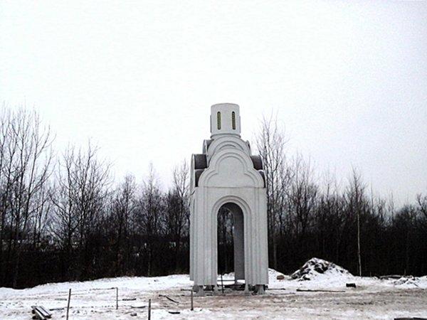 Как продвинулось строительство мемориального комплекса «Урочище «Пески» в Полоцке, фото-4