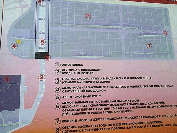 Как продвинулось строительство мемориального комплекса «Урочище «Пески» в Полоцке, фото-13