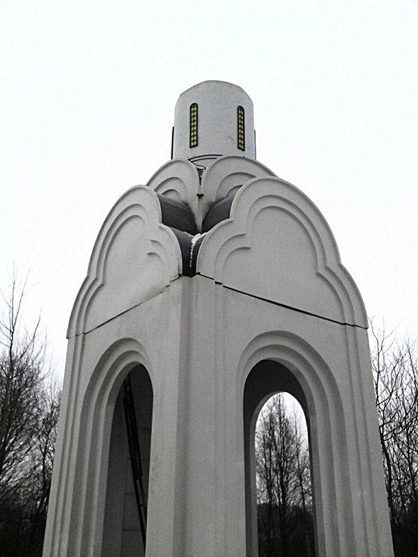 Как продвинулось строительство мемориального комплекса «Урочище «Пески» в Полоцке, фото-9