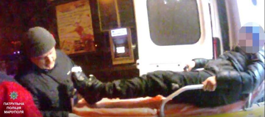 В Мариуполе 12-летний мальчик выпал из маршрутки (ВИДЕО), фото-1