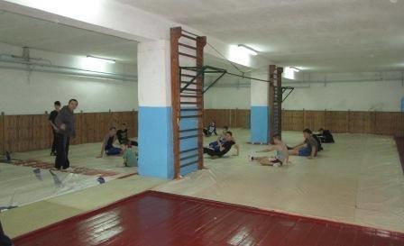В Новограді-Волинському відремонтовано спортивну залу греко-римської боротьби, фото-1