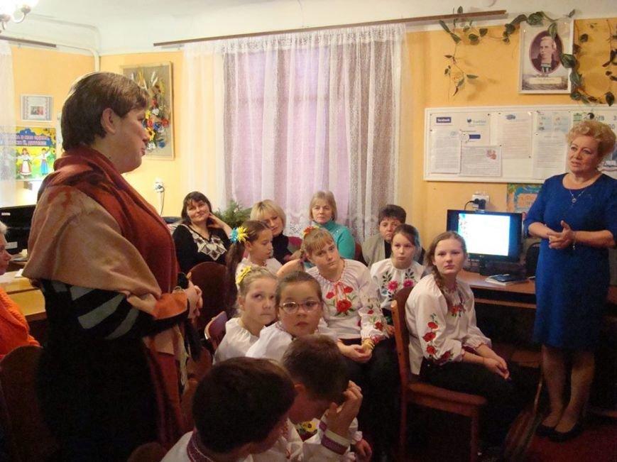 В Новоград – Волинській бібліотеці-філії №2 для дітей пройшов звіт перед громадою, фото-2