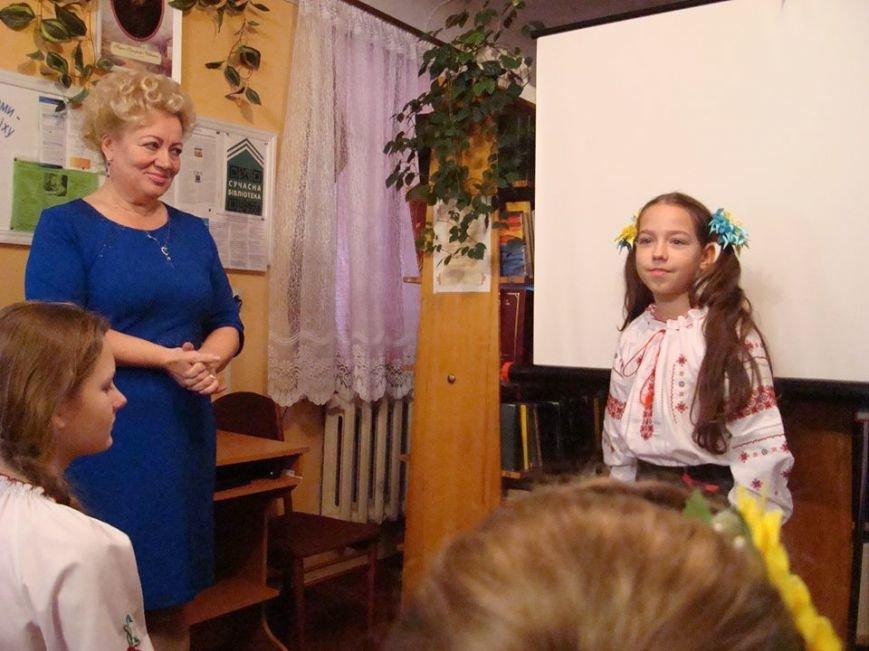 В Новоград – Волинській бібліотеці-філії №2 для дітей пройшов звіт перед громадою, фото-6