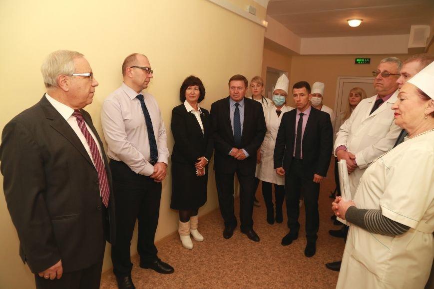 Ингулецкий ГОК направил около 2 миллионов гривен на ремонт хирургии в больнице №17, фото-2