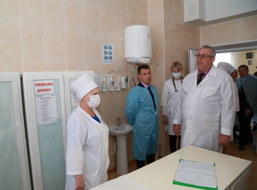 Ингулецкий ГОК направил около 2 миллионов гривен на ремонт хирургии в больнице №17, фото-3