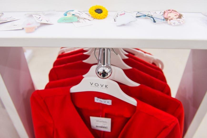 Вперше у Хмельницькому. 17 грудня відбудеться відкриття студії одягу VOVK у цьому місті, фото-1