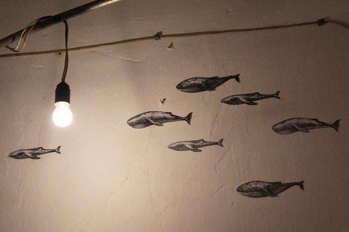 «У кого-то и вовсе в голове гуляет ветер, а у меня живут киты». В «Арт-пространстве» состоялась дебютная выставка витебской художницы-воло..., фото-9