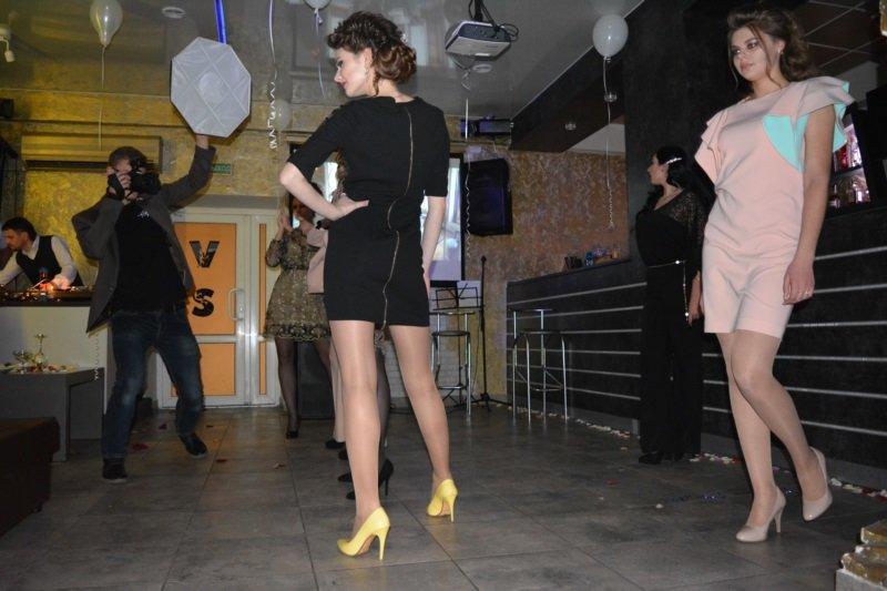 В Новополоцке прошел Рождественский модный показ. ФОТОРЕПОРТАЖ, фото-10