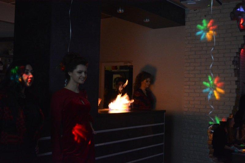 В Новополоцке прошел Рождественский модный показ. ФОТОРЕПОРТАЖ, фото-4