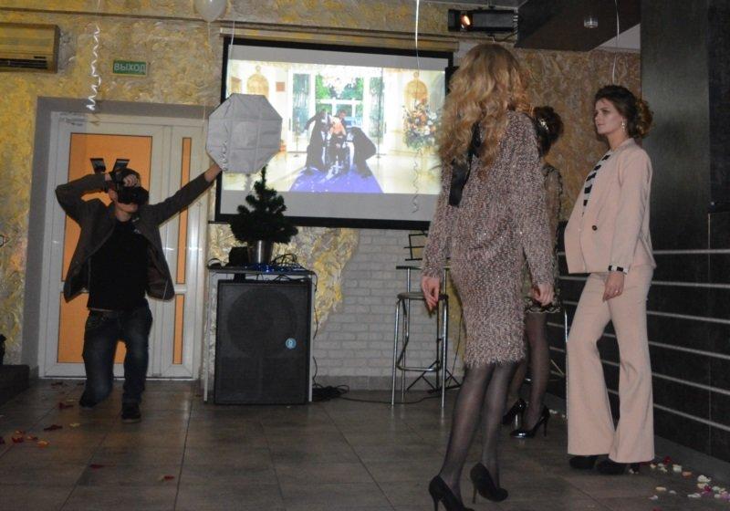 В Новополоцке прошел Рождественский модный показ. ФОТОРЕПОРТАЖ, фото-7