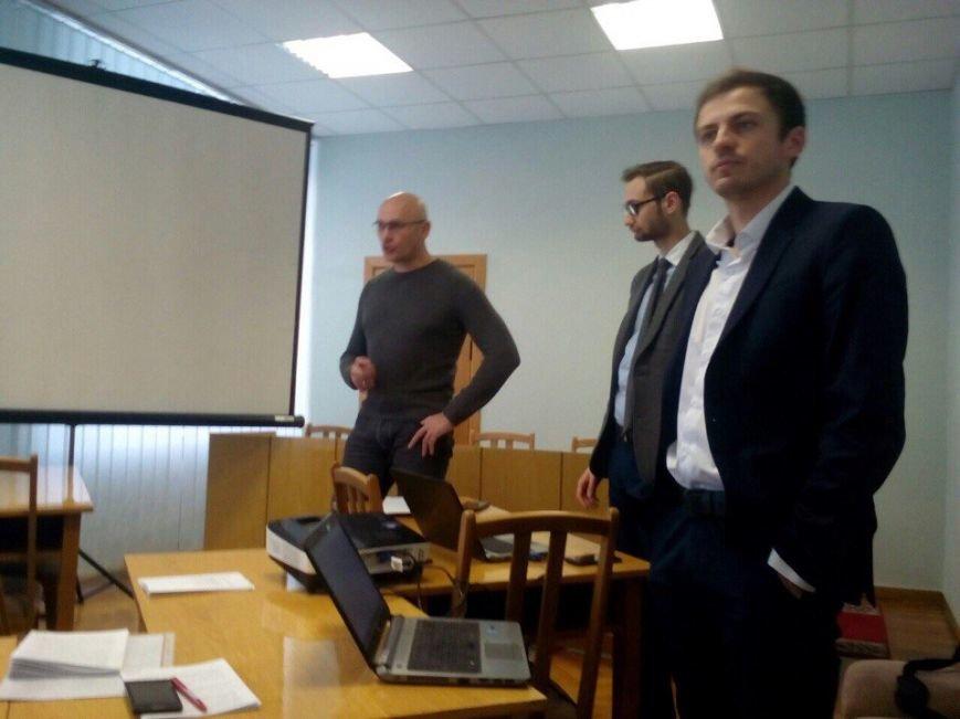 Криворожан научат наблюдать за коммунальными предприятиями города (ФОТО), фото-3