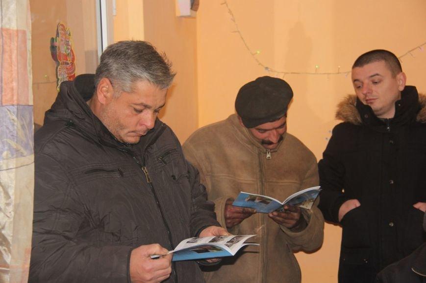 Депутат Ужгородської міської ради Мирослав Горват звітувався перед своєю громадою, фото-3