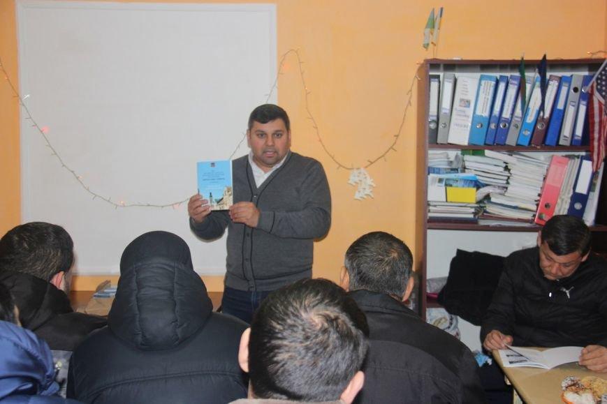 Депутат Ужгородської міської ради Мирослав Горват звітувався перед своєю громадою, фото-1