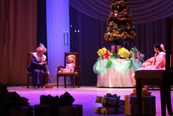 Под Новый год в Витебской областной филармонии можно увидеть, как дерутся мыши и рождается любовь, фото-6