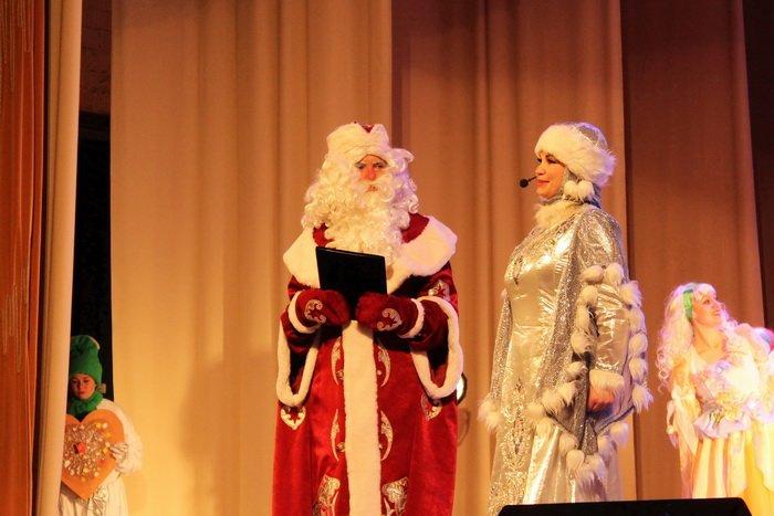 Под Новый год в Витебской областной филармонии можно увидеть, как дерутся мыши и рождается любовь, фото-2