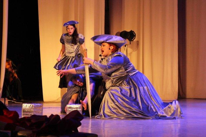 Под Новый год в Витебской областной филармонии можно увидеть, как дерутся мыши и рождается любовь, фото-9
