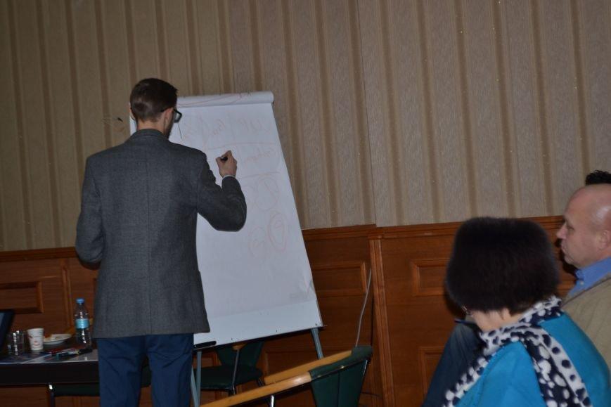 """Куда в Кривом Роге """"пропали"""" тренеры, приехавшие на семинар? (ФОТО), фото-5"""