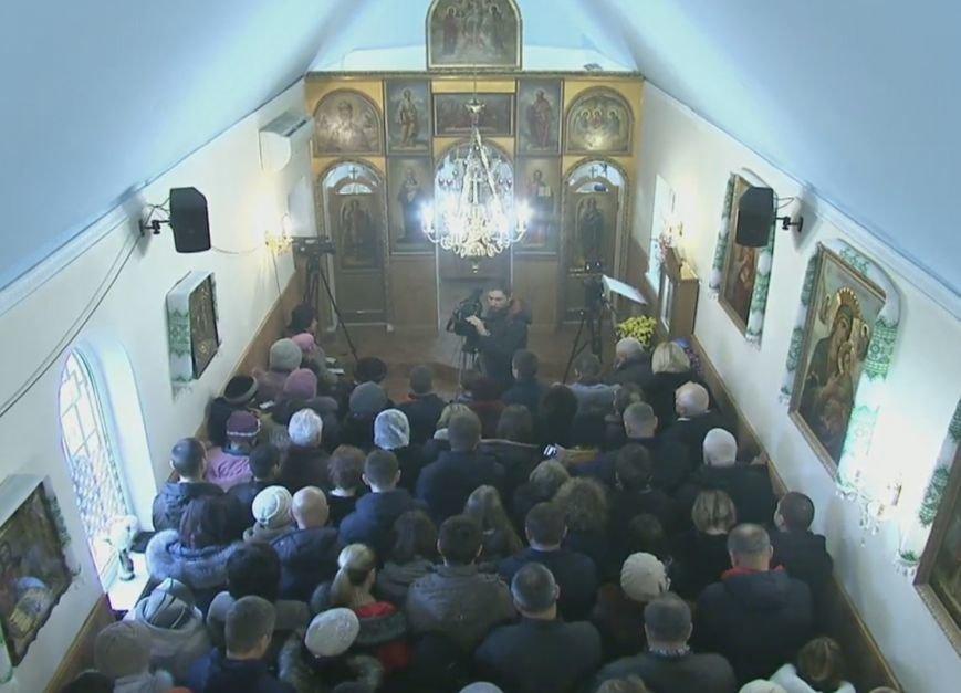 Глава ГКЦ в Кривом Роге рассказал о богатых безумцах и призвал к духовности (ВИДЕО), фото-1
