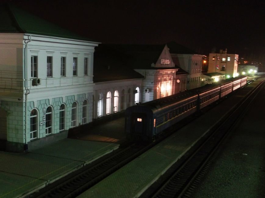 Крымский путешественник занялся вдальрайдингом по железной дороге Запорожской области (фото), фото-11
