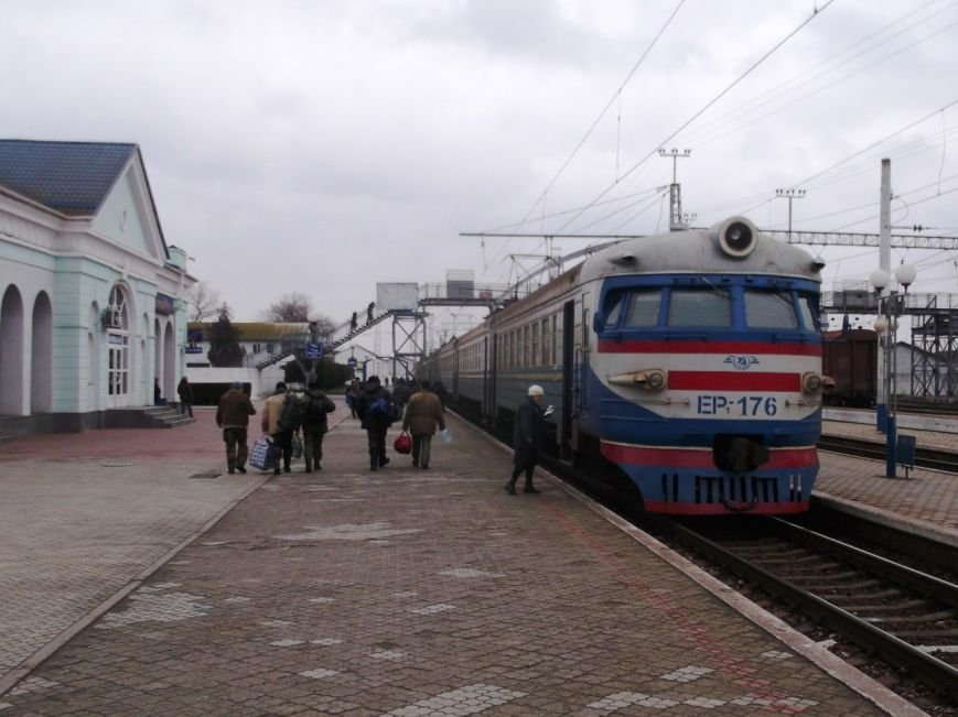 Крымский путешественник занялся вдальрайдингом по железной дороге Запорожской области (фото), фото-4