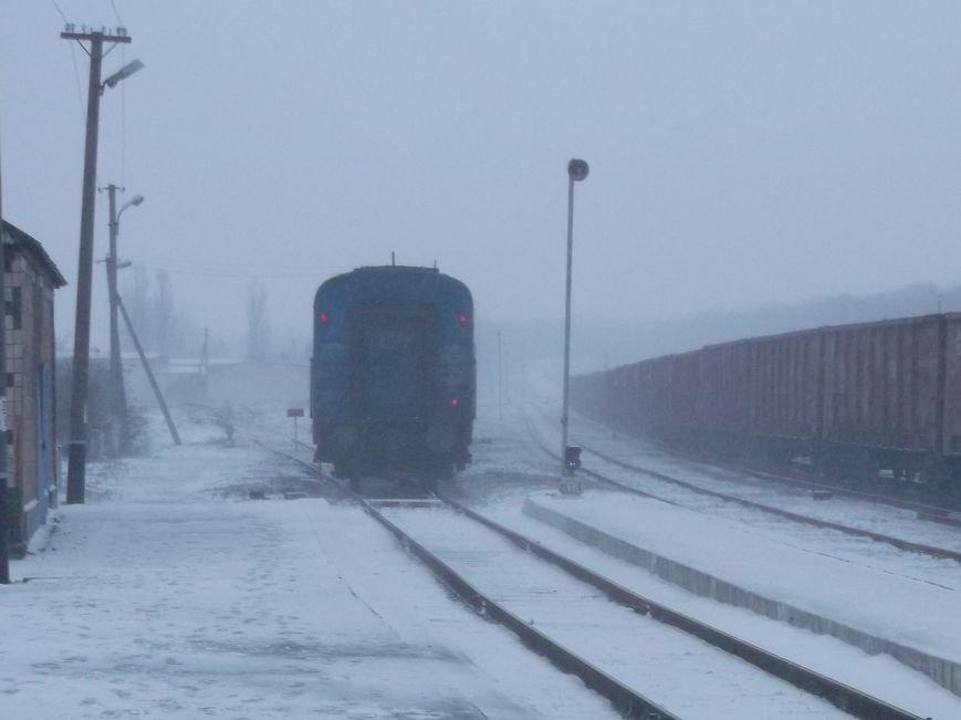 Крымский путешественник занялся вдальрайдингом по железной дороге Запорожской области (фото), фото-8