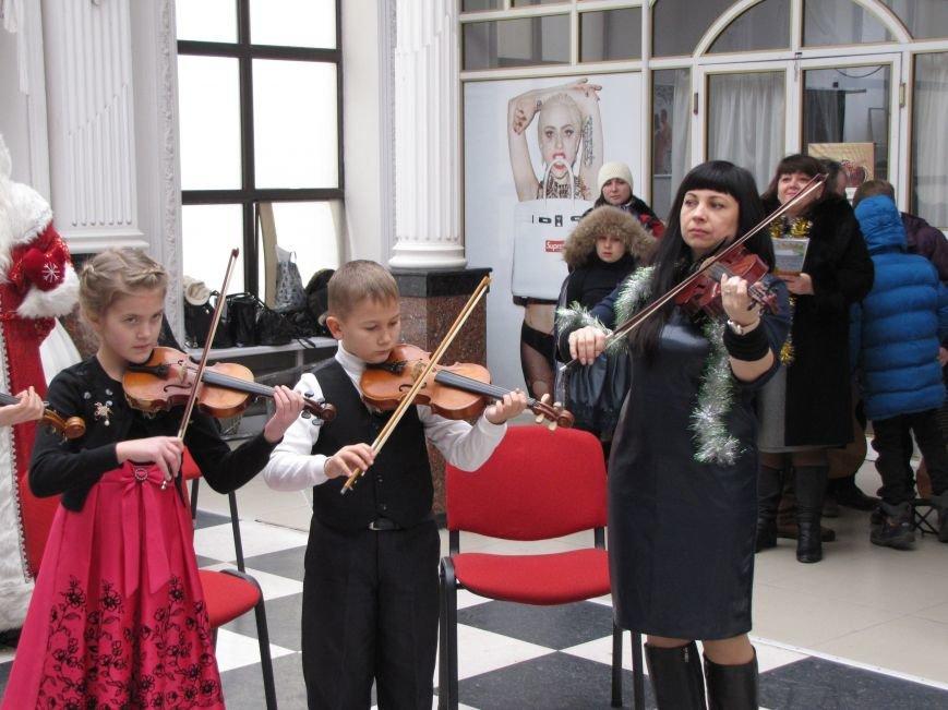 Маленькие музыканты писали письма Святому Николаю и демонстрировали свои таланты (фото, видео), фото-8