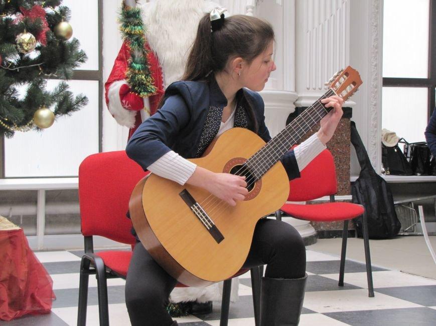Маленькие музыканты писали письма Святому Николаю и демонстрировали свои таланты (фото, видео), фото-2