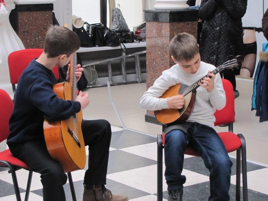Маленькие музыканты писали письма Святому Николаю и демонстрировали свои таланты (фото, видео), фото-11