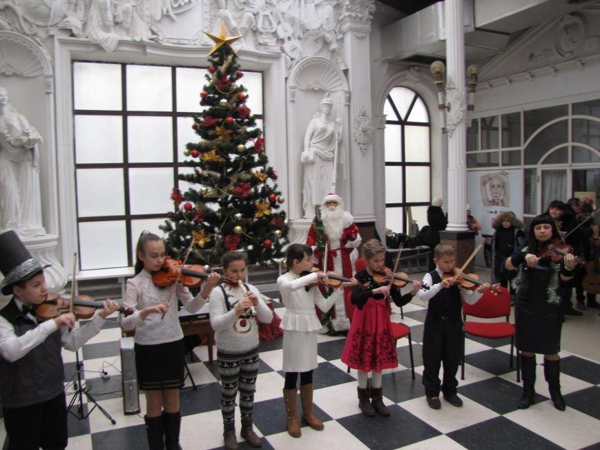 Маленькие музыканты писали письма Святому Николаю и демонстрировали свои таланты (фото, видео), фото-1