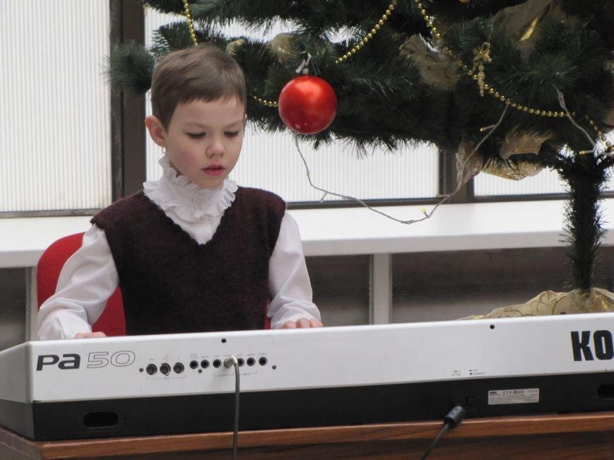 Маленькие музыканты писали письма Святому Николаю и демонстрировали свои таланты (фото, видео), фото-5
