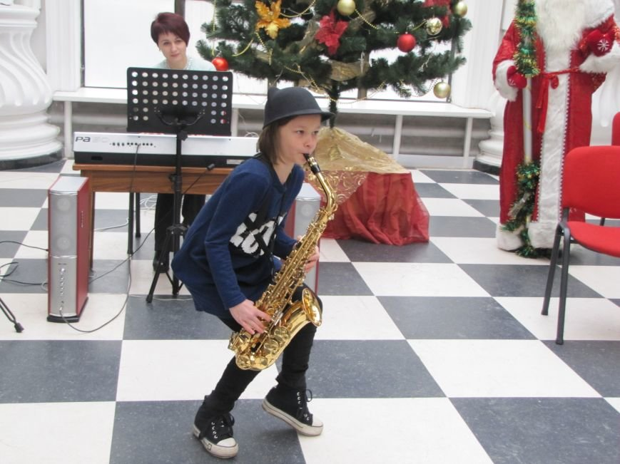 Маленькие музыканты писали письма Святому Николаю и демонстрировали свои таланты (фото, видео), фото-7